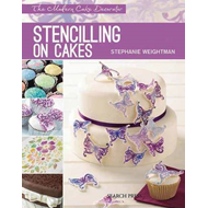 Modern Cake Decorator: Stencilling on Cakes (BOK)