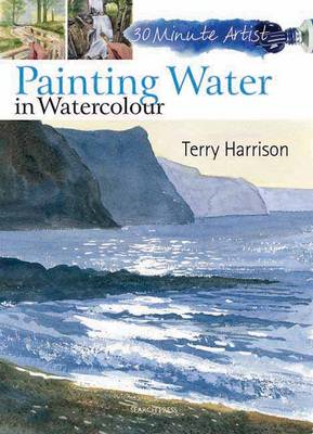 30 Minute Artist: Painting Water in Watercolour (BOK)