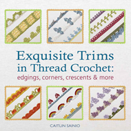 Exquisite Trims in Thread Crochet (BOK)