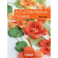 A-Z of Silk Ribbon Flowers (BOK)