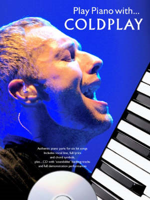"Play Piano with ""Coldplay"" (BOK)"