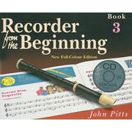 Recorder from the Beginning: Bk. 3: Pupils Book (BOK)