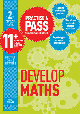 Practise & Pass 11+ Level Two: Develop Maths (BOK)