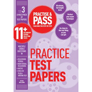 Practise & Pass 11+ Level Three: Practice Tests Variety Pack (BOK)