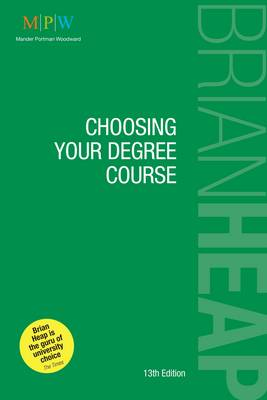 Choosing Your Degree Course & University (BOK)