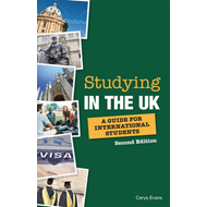 Studying in the UK: A Guide for International Students (BOK)
