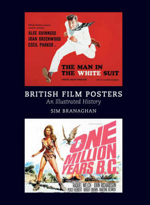 British Film Posters: An Illustrated History (BOK)