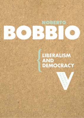 Liberalism and Democracy (BOK)