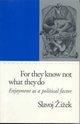 For They Know Not What They Do (BOK)