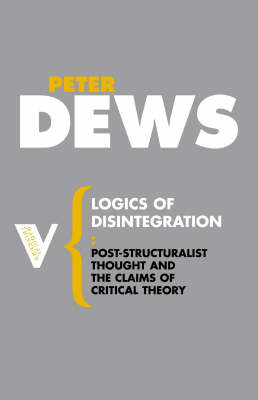 Logics of Disintegration (BOK)