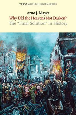 "Why Did the Heavens Not Darken?: The ""Final Solution"" in History (BOK)"