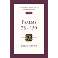 Psalms 73-150: An Introduction and Commentary (BOK)