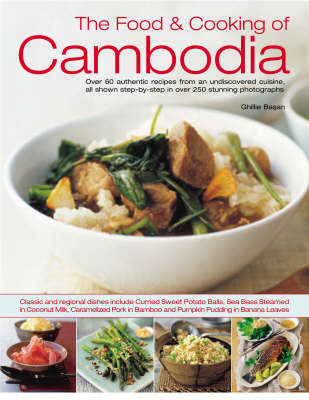 Food and Cooking of Cambodia (BOK)