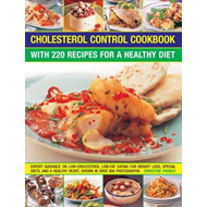 Cholesterol Control Cookbook: With 220 Recipes for a Healthy (BOK)
