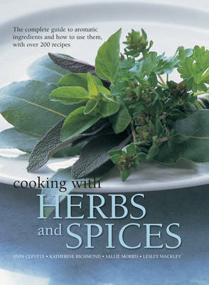 Cooking with Herbs and Spices (BOK)