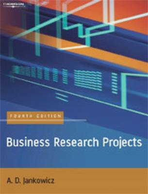 Business Research Projects (BOK)