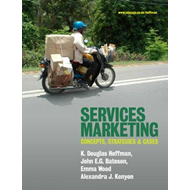 Services Marketing: Concepts, Strategies and Cases (BOK)