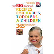 Big Book of Recipes for Babies, Toddlers & Children (BOK)