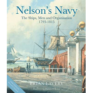 Nelson's Navy: The Ships, Men and Organisation, 1793-1815 (BOK)