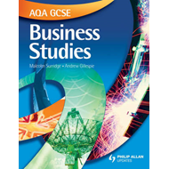 AQA GCSE Business Studies Textbook (BOK)