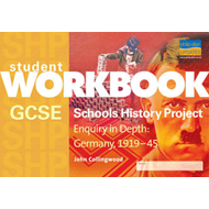 GCSE SHP: Enquiry in Depth - Germany 1919-1945 Workbook (BOK)