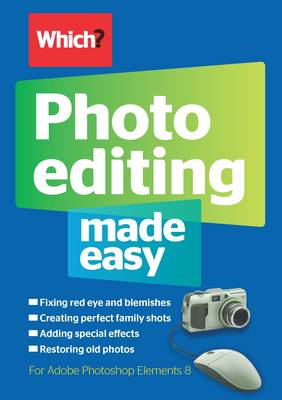 Photo Editing Made Easy (BOK)