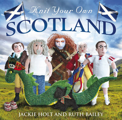 Knit Your Own Scotland (BOK)
