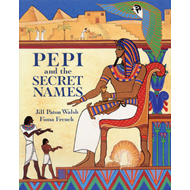 Pepi and the Secret Names: Help Pepi Crack the Hieroglyphic Code (BOK)
