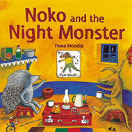 Noko and the Night Monster (BOK)