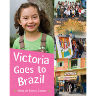 Victoria Goes to Brazil (BOK)