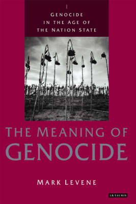 Genocide in the Age of the Nation State (BOK)