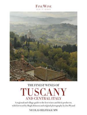The Finest Wines of Tuscany and Central Italy (BOK)