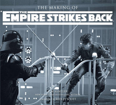 Making of the Empire Strikes Back (BOK)