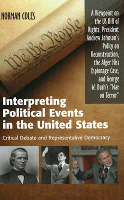 Interpreting Political Events in the United States (BOK)