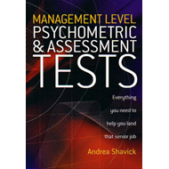 Management Level Psychometric and Assessment Tests (BOK)