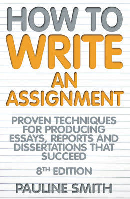 How to Write an Assignment (BOK)