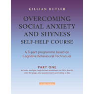 Overcoming Social Anxiety and Shyness Self-Help Course Pack (BOK)