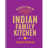 Secrets from My Indian Family Kitchen (BOK)
