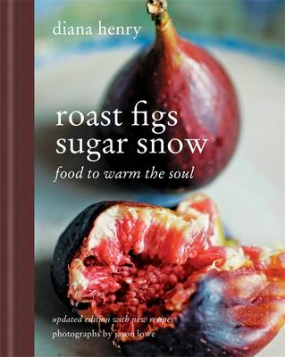 Roast Figs, Sugar Snow (BOK)
