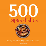 500 Tapas Dishes (BOK)