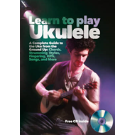 Learn to Play Ukulele (BOK)