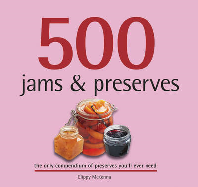 500 Jams and Preserves (BOK)