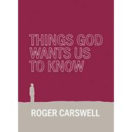 Things God Wants Us to Know (BOK)