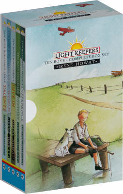 Lightkeepers: Boys Complete Box Set (BOK)