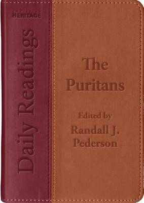 Daily Readings the Puritans (BOK)