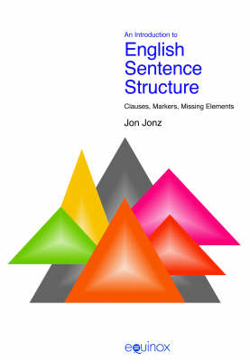 Introduction to English Sentence Structure (BOK)