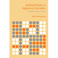 Suffixal Rivalry in Adjective Formation (BOK)