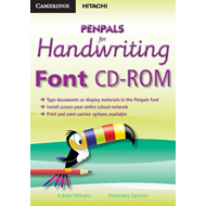 Penpals for Handwriting Font CD-ROM (BOK)