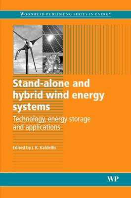 Stand-Alone and Hybrid Wind Energy Systems (BOK)