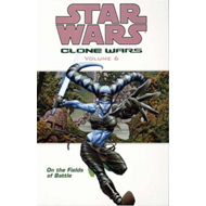 Star Wars - The Clone Wars: On the Fields of Battle (BOK)
